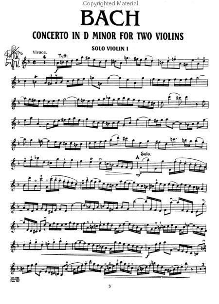 Violin Official Music